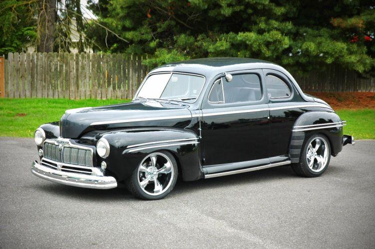 1947 Mercury Eight Coupe Hotrod Streetrod Hot Rod Street USA 1500x1200-01 wallpaper