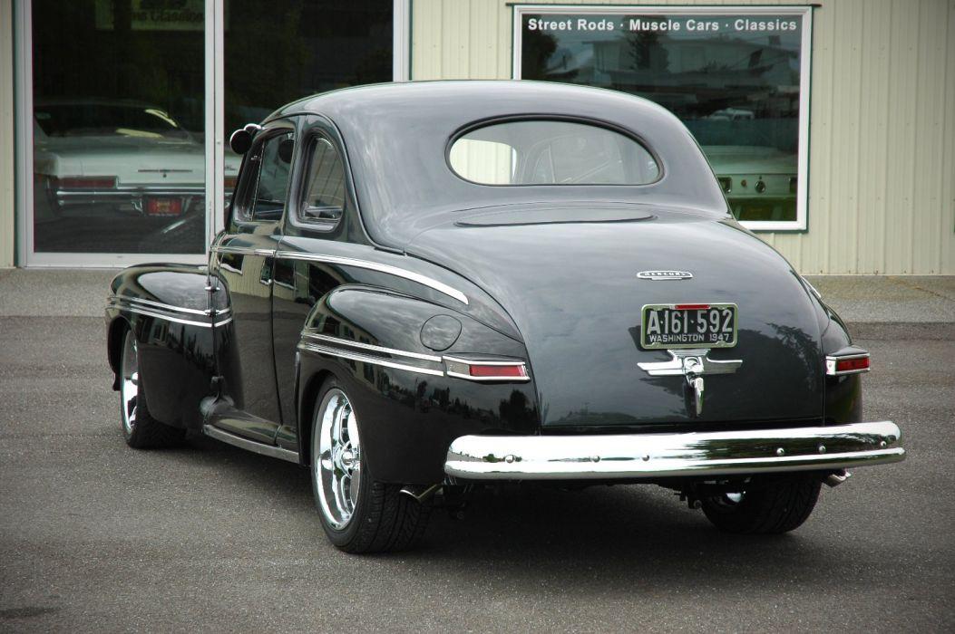 1947 Mercury Eight Coupe Hotrod Streetrod Hot Rod Street USA 1500x1200-09 wallpaper