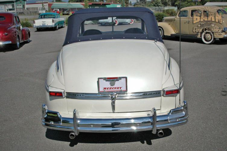 1947 Mercury Eight Deluxe Convertible Hotrod Streetrod Hot Rod Street USA 1500x1000-23 wallpaper