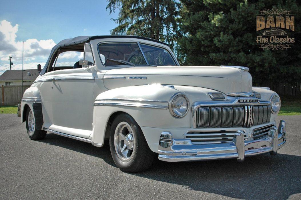 1947 Mercury Eight Deluxe Convertible Hotrod Streetrod Hot Rod Street USA 1500x1000-28 wallpaper
