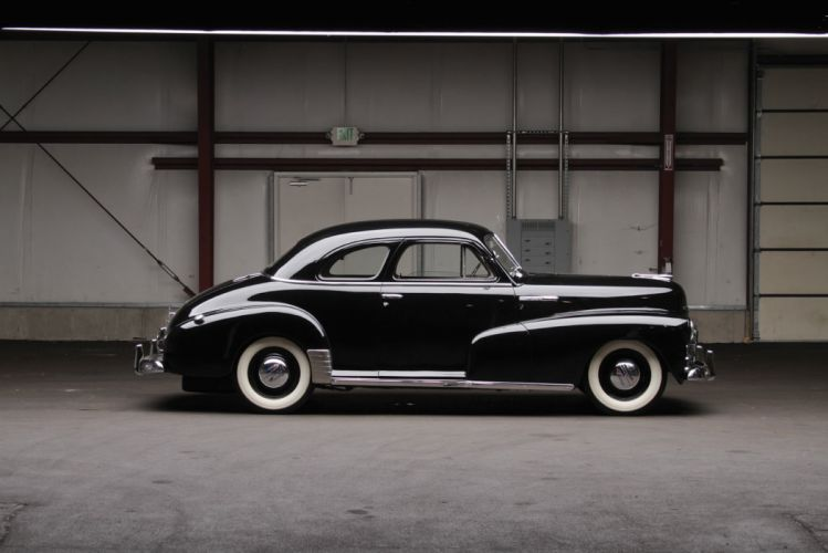 1948 Chevrolet Stylemaster Club Coupe Classic Old Vintage USA 2000x1334-01 wallpaper