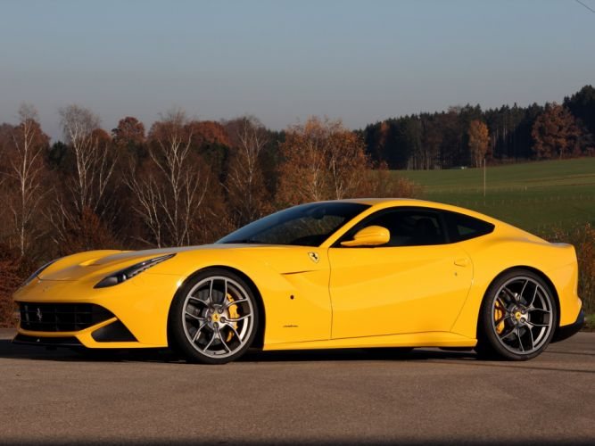 Novitec Rosso Ferrari Ferrari F12 berlinetta cars modified 2012 wallpaper