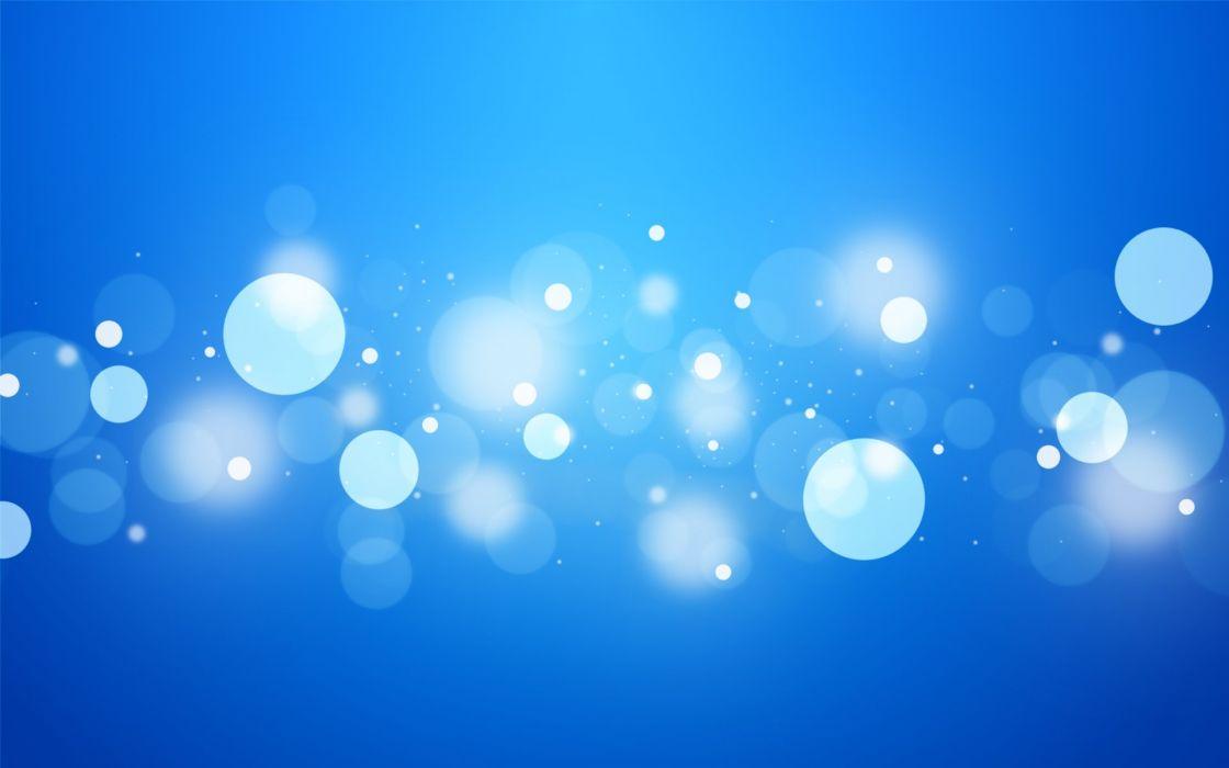 gotas azul abstracto luces wallpaper