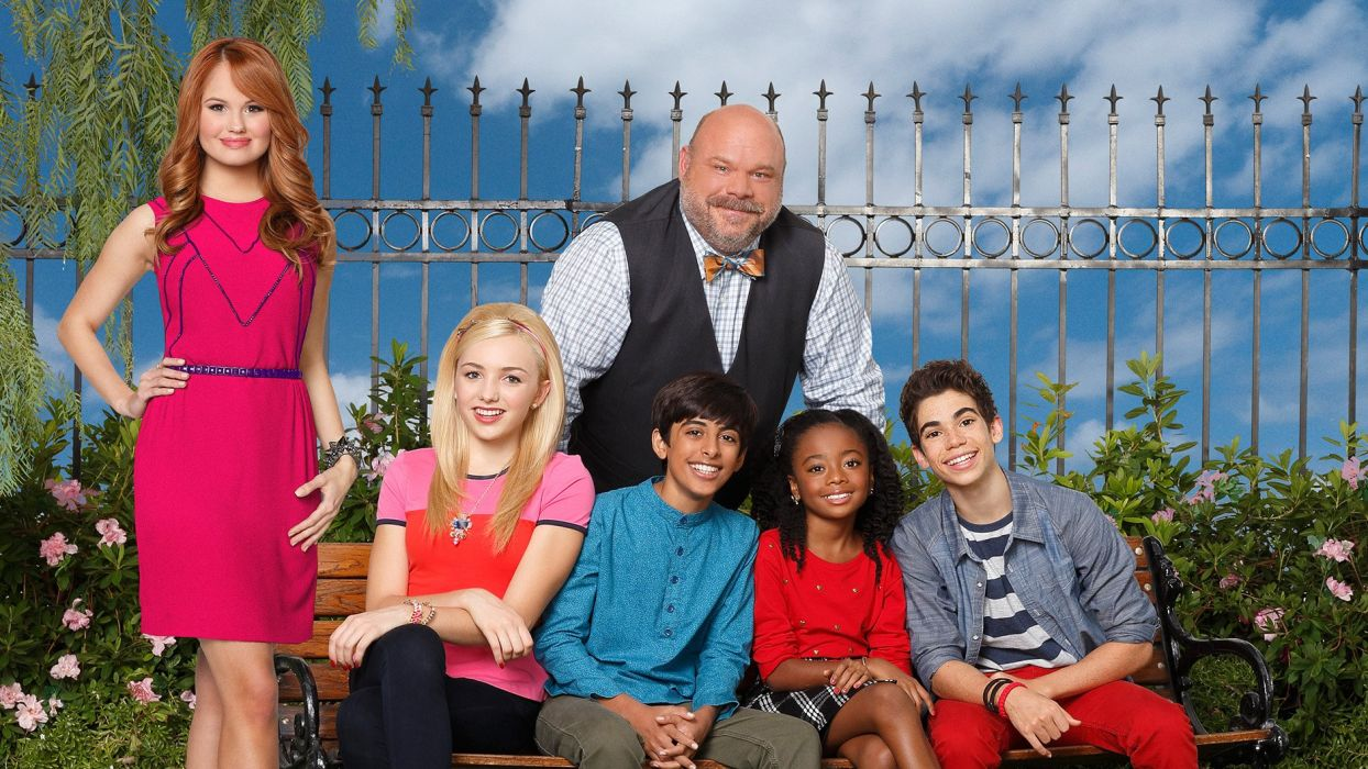 Jessica Serie Tv Americsna Disney Channel Wallpaper