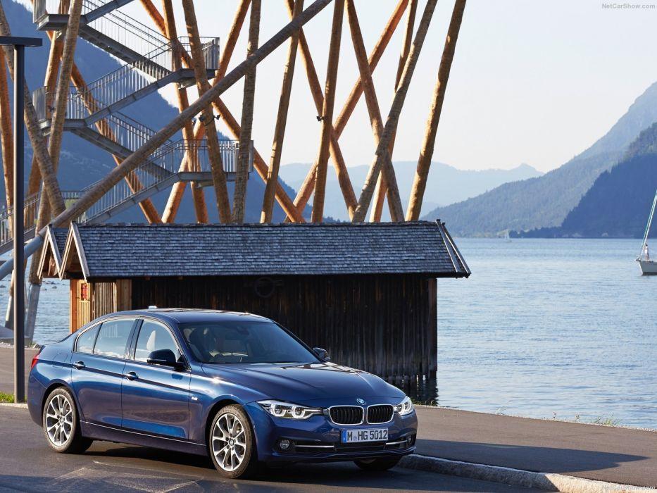 2016 3-Series BMW cars sedan 340i wallpaper
