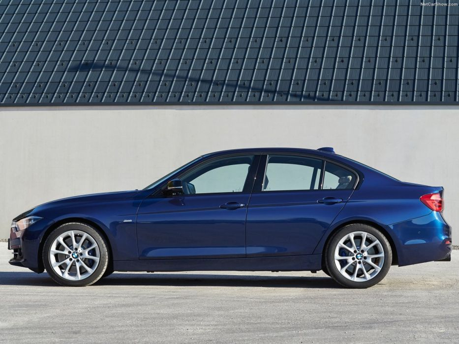 2016 3-Series BMW cars sedan 340i wallpaper