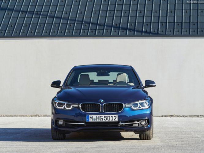 2016 3-Series 340i BMW cars sedan wallpaper