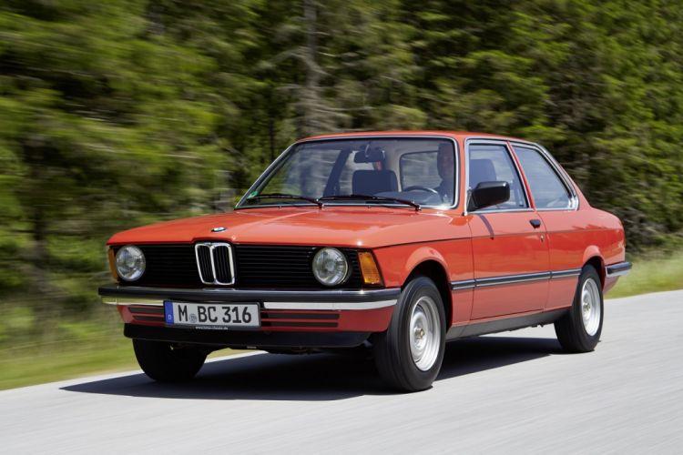 BMW 316 Coupe (E21) cars 1975 wallpaper
