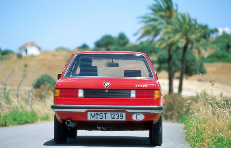 BMW 316 Coupe (E21) cars 1975 wallpaper
