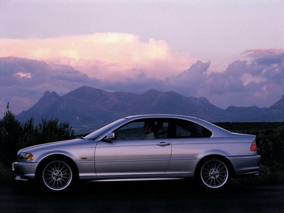 BMW 328Ci Coupe (E46) cars 1999 wallpaper