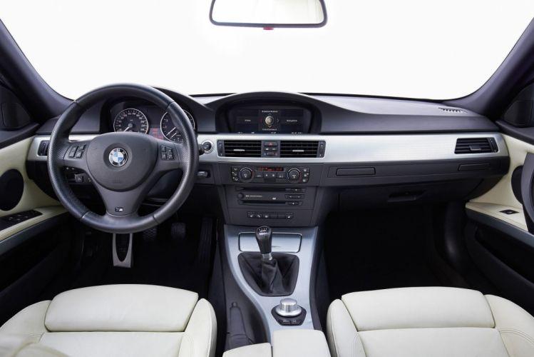 BMW 320si Sedan (E90) cars 2006 wallpaper