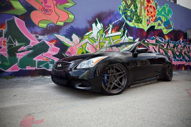 ADV-1 WHEELS GALLERY INFINITI G37S cars wallpaper