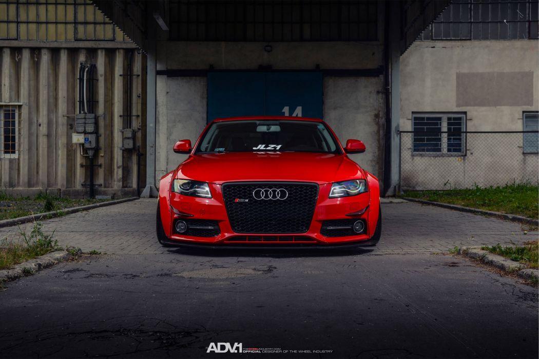 Adv 1 Wheels Gallery Audi A4 Sedan Cars Wallpaper