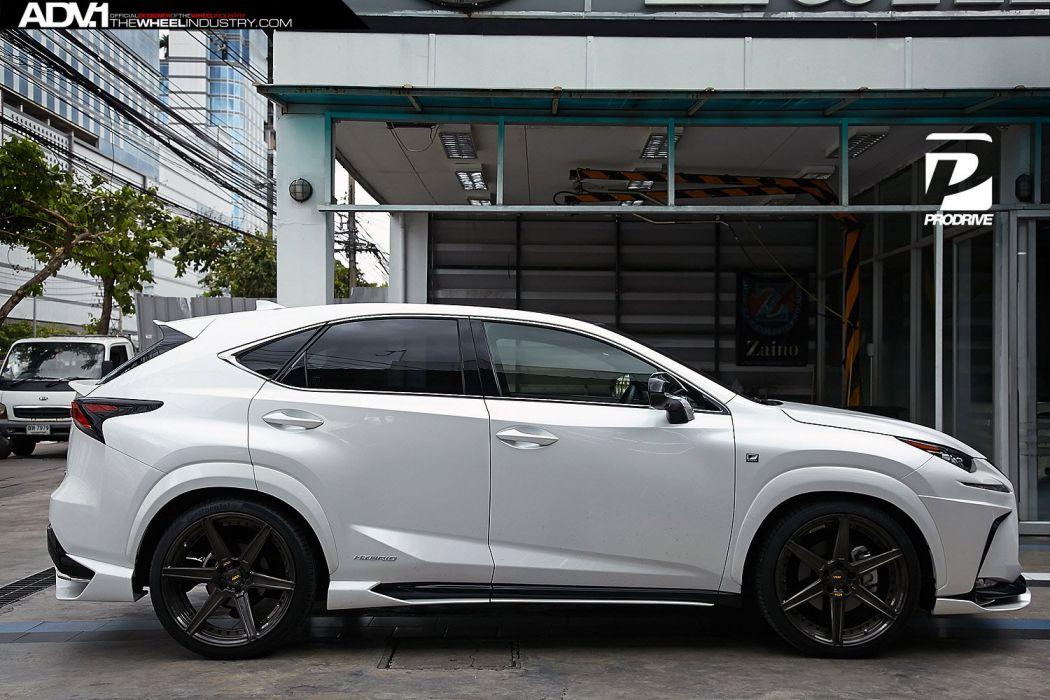 ADV-1 WHEELS GALLERY LEXUS-NX suv 300H cars wallpaper