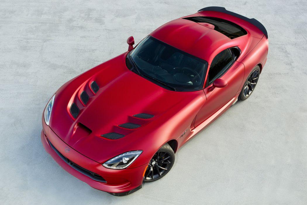 2015 Dodge Viper GTC-TA cars coupe usa wallpaper