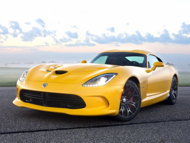 2013 Dodge Viper SRT cars coupe usa wallpaper