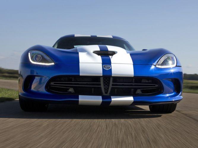 2013 Dodge Viper SRT GTS Launch Edition cars coupe usa wallpaper