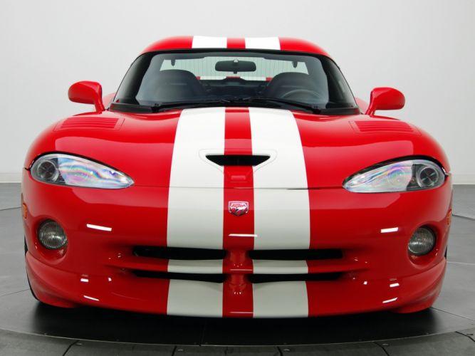 2002 Dodge Viper GTS Final Edition cars coupe usa wallpaper
