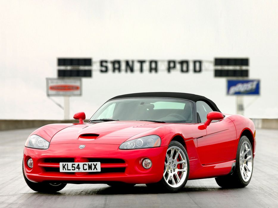 2003 Dodge Viper SRT10 Convertible cars coupe usa wallpaper