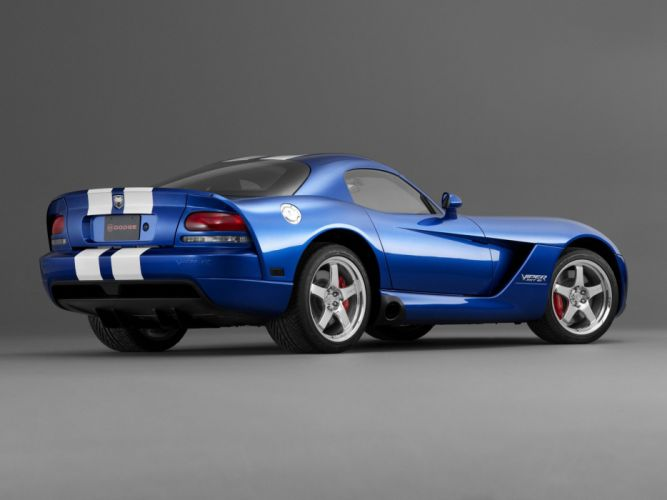 2006 Dodge Viper SRT10 Coupe cars coupe usa wallpaper