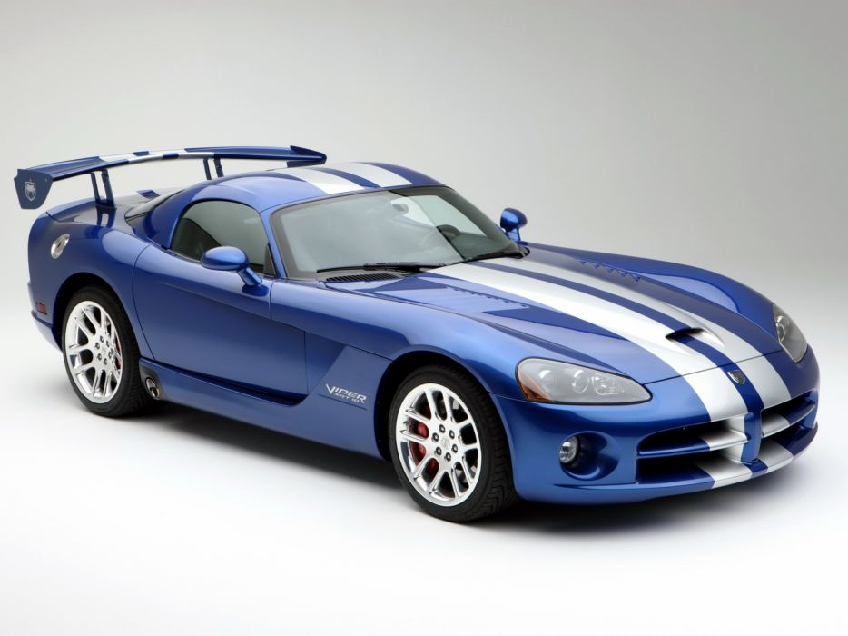 2008 Dodge Viper SRT10 Coupe cars coupe usa wallpaper