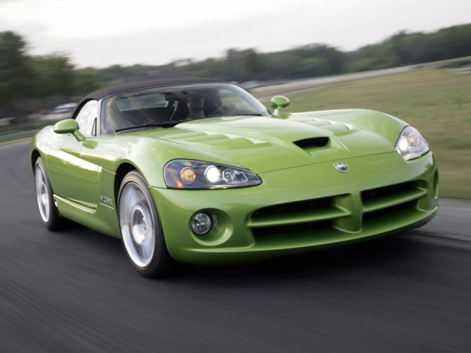 2008 Dodge Viper SRT10 Roadster cars coupe usa wallpaper
