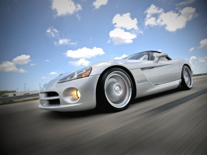 2008 Dodge Viper SRT10 Roadster cars coupe usa wallpaper