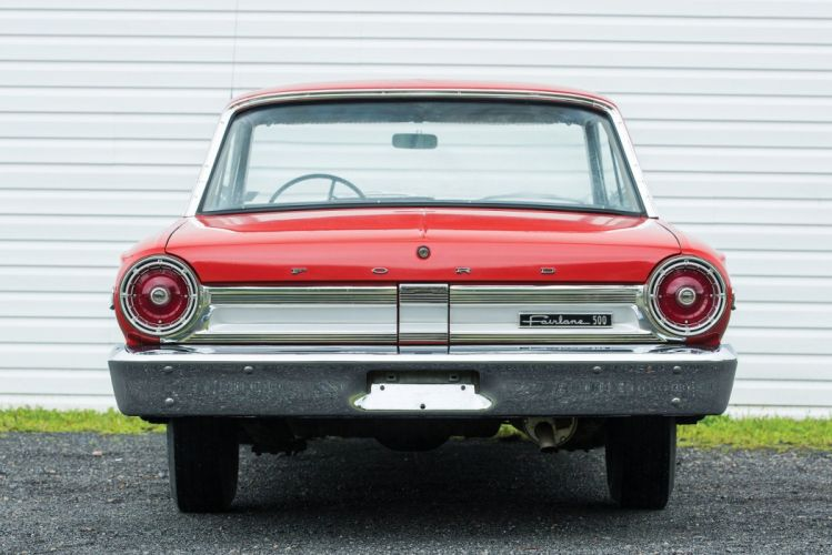 1964 Ford Fairlane 500 2-door Hardtop cars classic wallpaper