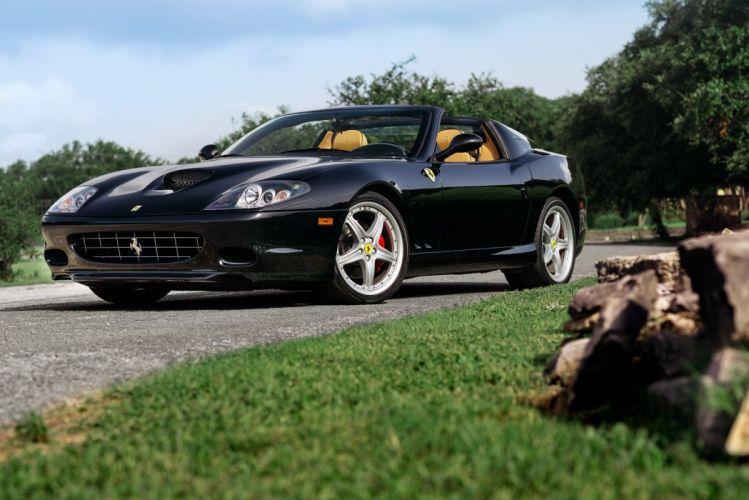 Ferrari 575 Superamerica Handling Package US-spec cars 2005 wallpaper