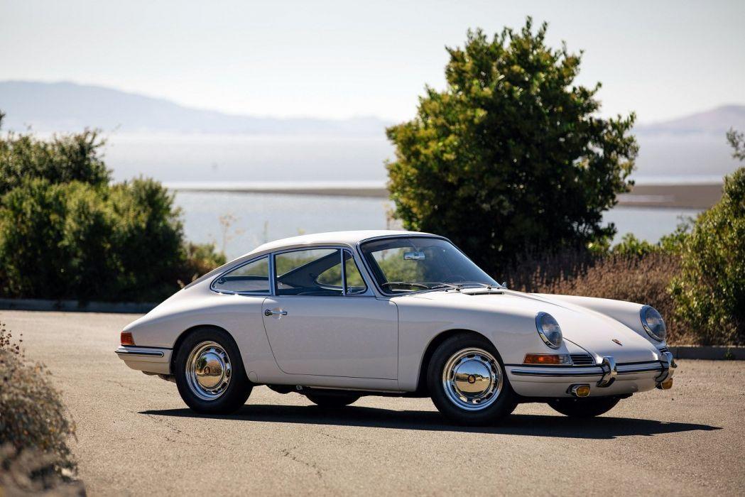 Porsche 911 2 litres coupe US-spec (901) cars 1965 wallpaper