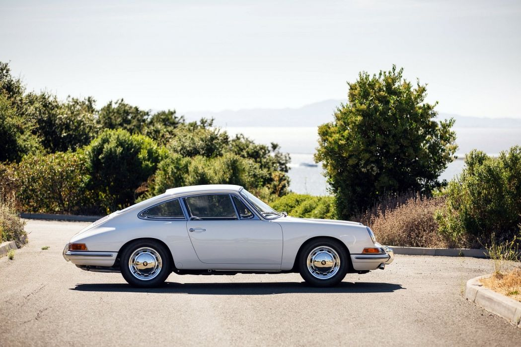 Porsche 911 2 litres coupe US-spec (901) cars 1965 wallpaper