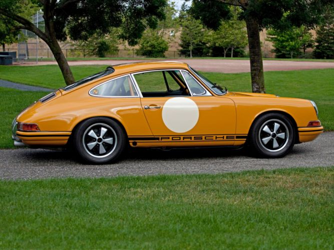 Porsche 911-s GT-Competition Coupe (901) cars 1966 wallpaper