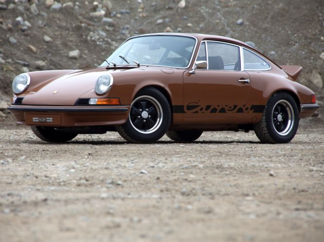 Porsche 911 Carrera-RS 2 7-litres Touring Coupe (911) cars 1972 wallpaper