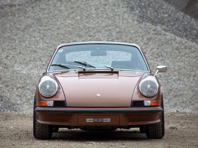 Porsche 911 Carrera-RS 2 7-litres Touring Coupe (911) cars 1972 wallpaper