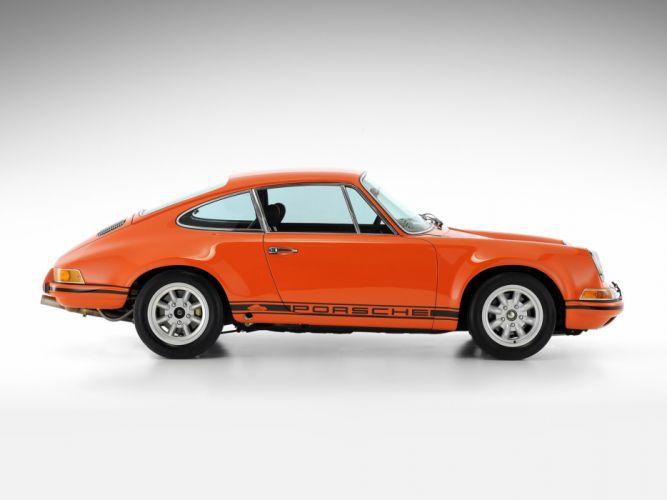Porsche 911-L 2 3-ST Coupe (911) cars 1970 wallpaper