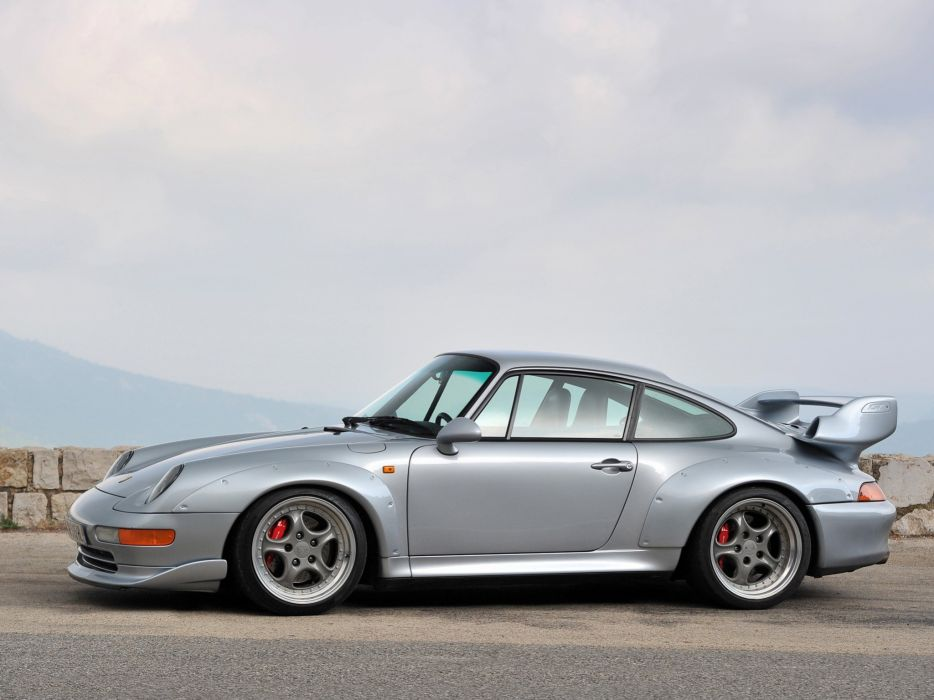 Porsche 911 GT2 (993) cars 1995 wallpaper