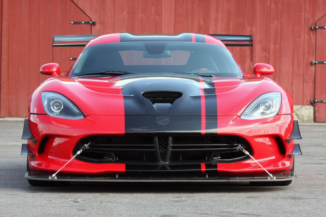 2016 Dodge Viper ACR cars coupe usa wallpaper