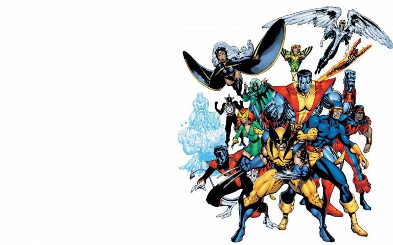 MARVEL COMICS superhero hero warrior wallpaper