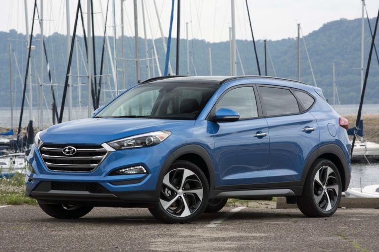2016 Hyundai Tucson cars suv awd wallpaper