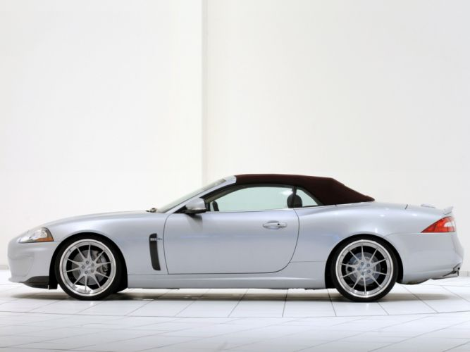 Startech Jaguar-XK Convertible cars modified 2009 wallpaper