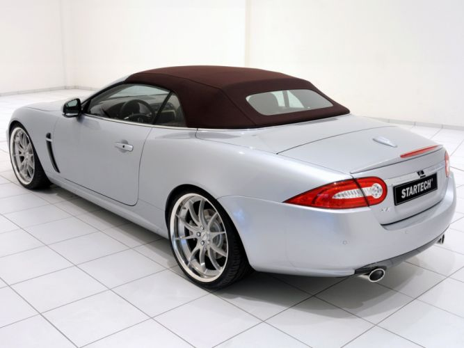 Startech Jaguar-XK Convertible cars modified 2009 wallpaper