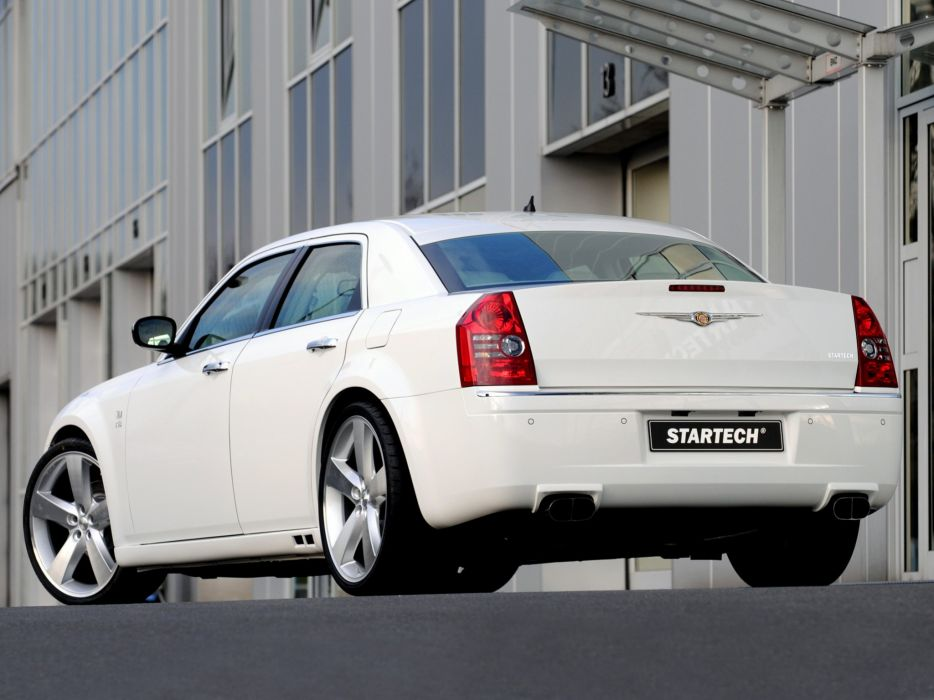 Startech Chrysler 300C cars modified 2007 wallpaper