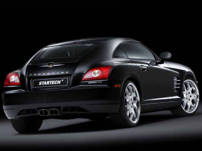 Startech Chrysler Crossfire cars modified 2007 wallpaper