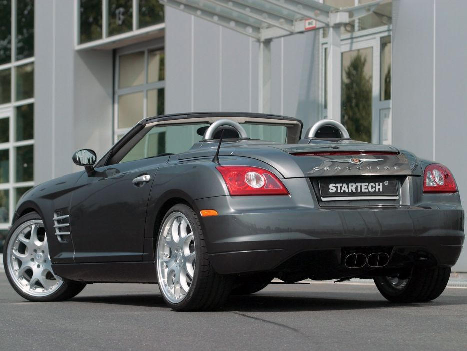 Startech Chrysler Crossfire Roadster cars modified 2007 wallpaper