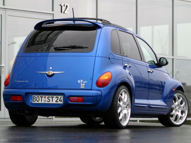 Startech Chrysler PT-Cruiser turbo cars modified 2007 wallpaper