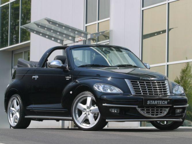 Startech Chrysler PT-Cruiser Convertible cars modified 2007 wallpaper