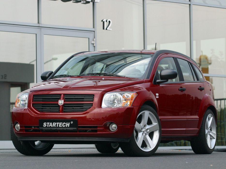 Startech Dodge Caliber cars modified 2006 wallpaper