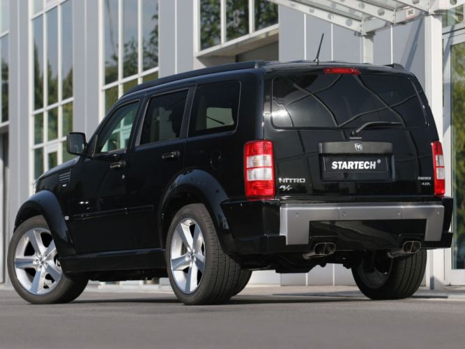 Startech Dodge Nitro cars modified 2006 wallpaper