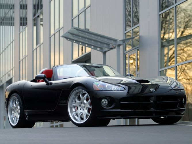 Startech Dodge Viper SRT10 cars modified 2003 wallpaper