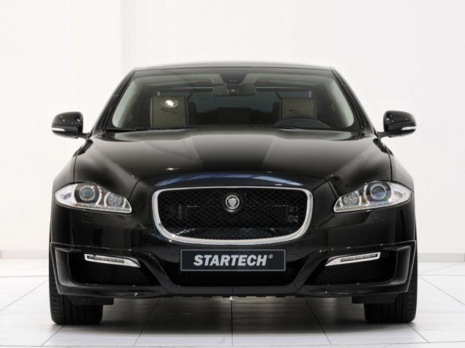 Startech Jaguar-XJ cars modified 2011 wallpaper